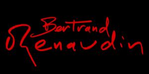 Logo Bertrand Renaudin, batteur de jazz